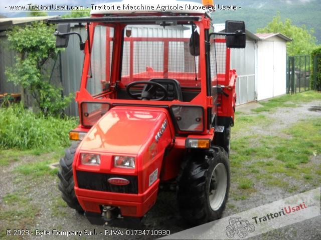 Transporter goldoni - transcar 33 cv ruote sterzanti 3