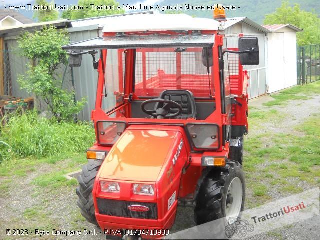 Transporter goldoni - transcar 33 cv ruote sterzanti 4