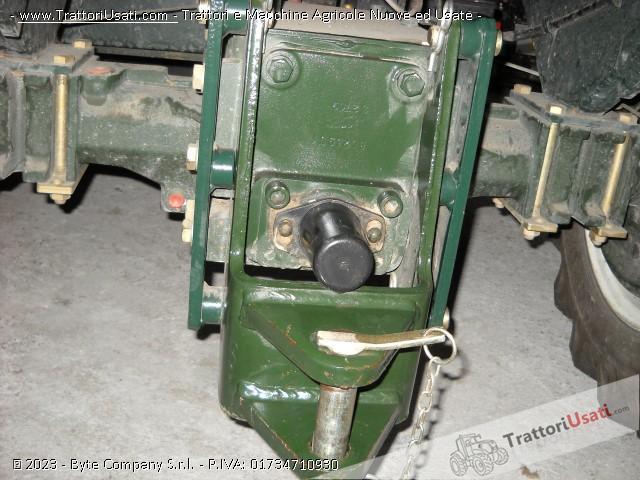 Transporter goldoni - transcar 33 cv ruote sterzanti 6