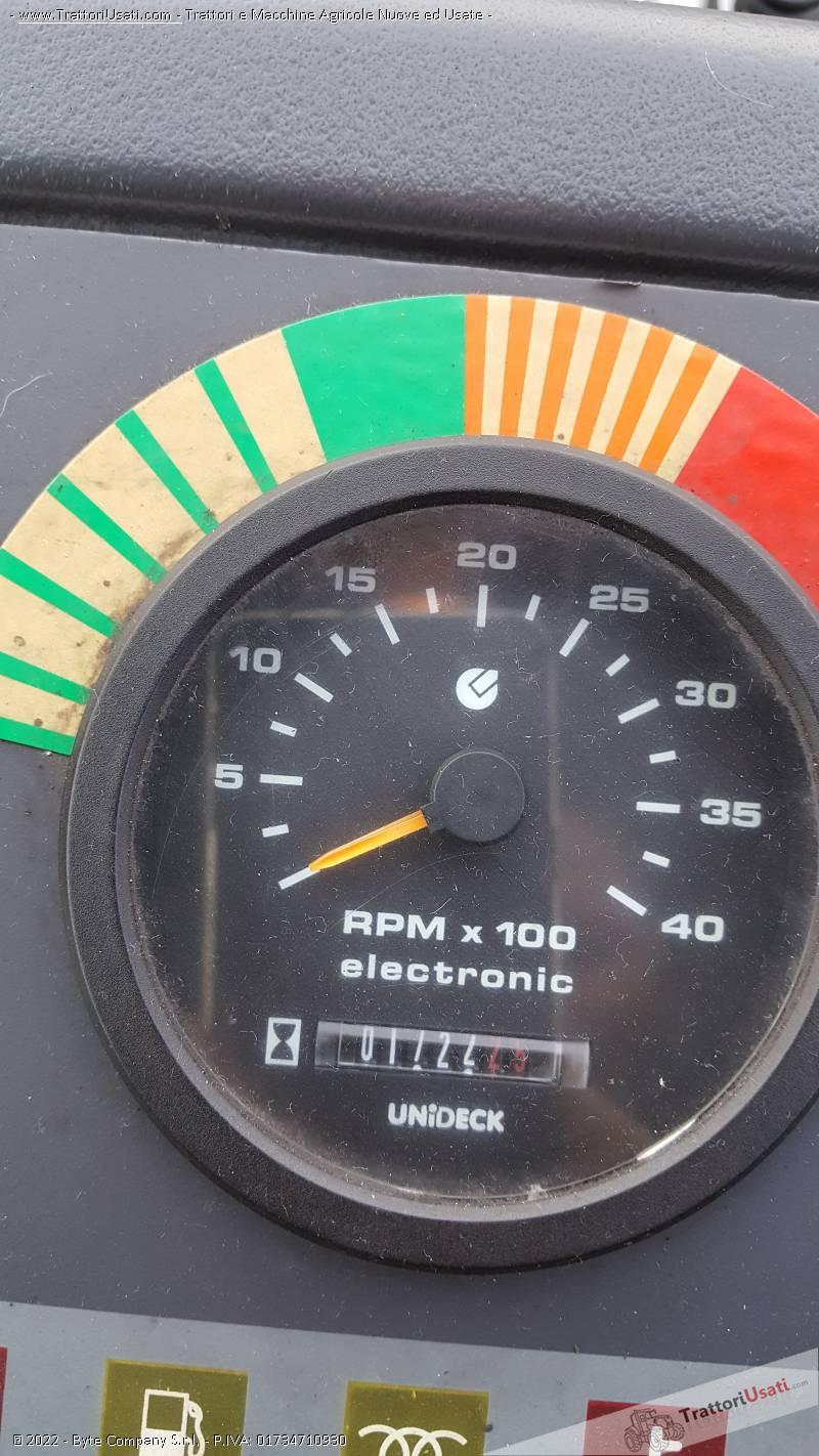 Spazzaztrice stradale  - 200 quattro dulevo 2