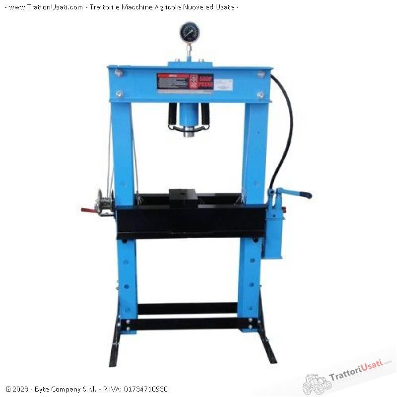 Pressa idraulica  - tl0500-6 lincos 0