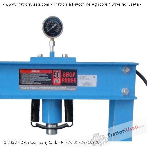 Pressa idraulica  - tl0500-6 lincos 1
