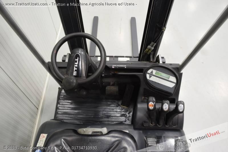 Carrello elevatore  - still rx50-15 2