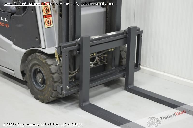 Carrello elevatore  - still rx50-15 3