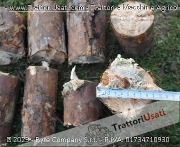 Cippatore  - trituratore legno 1