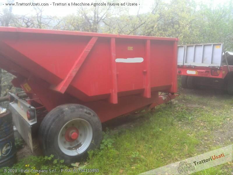 Dumper  - randazzo rd 606 0