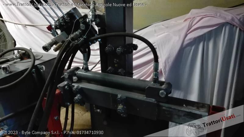 Spollonatrice  - auto costruita 4