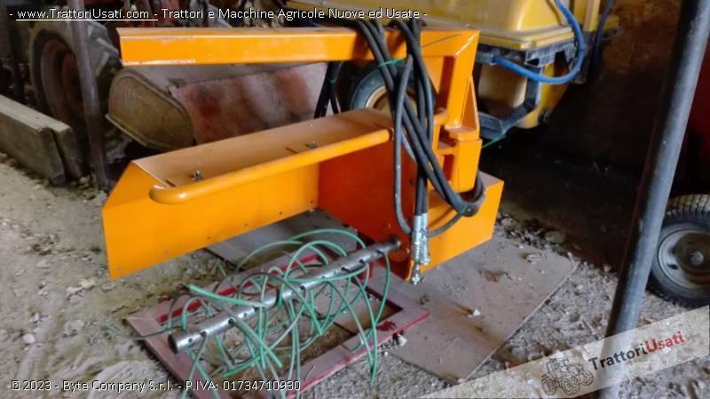 Spollonatrice  - auto costruita 9
