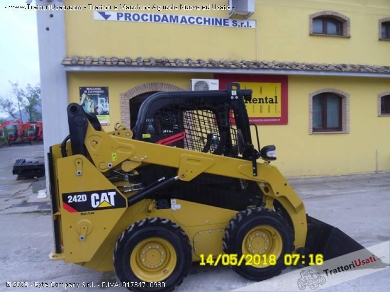 Pala  - 242d caterpillar 1