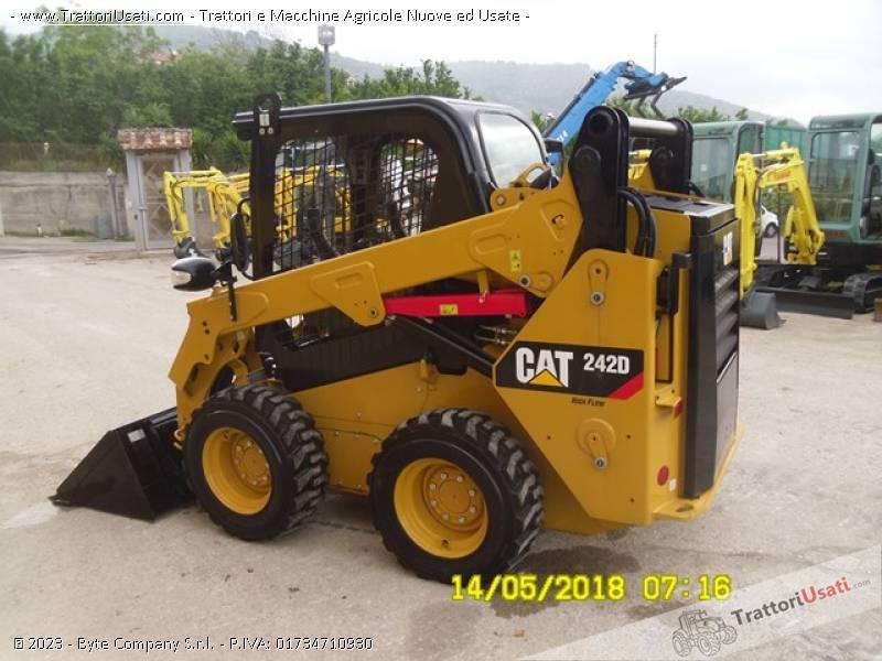 Pala  - 242d caterpillar 2