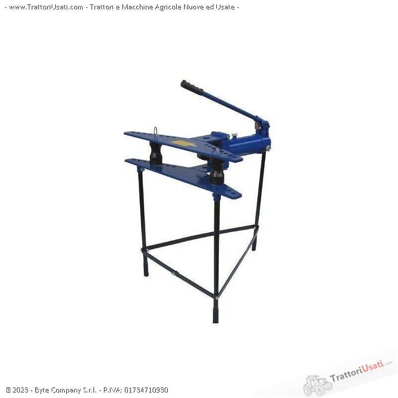 Piegatrice idraulica per tubi  - tl-0300-3 16tons lincos 0