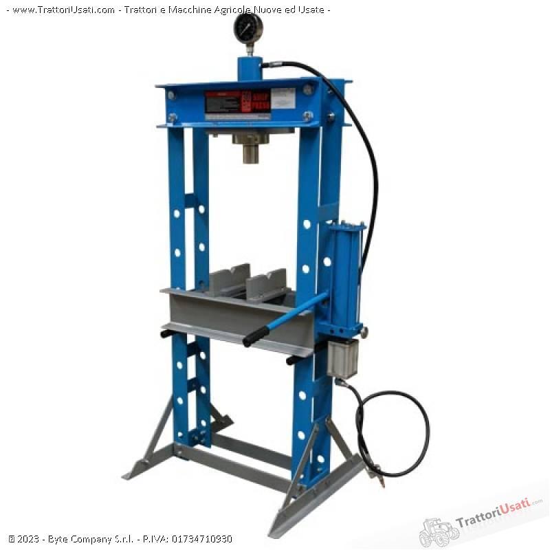 Pressa pneumatica  - tl0501-3 lincos 0
