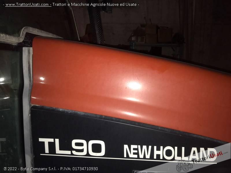 Trattore new holland - tl90 1