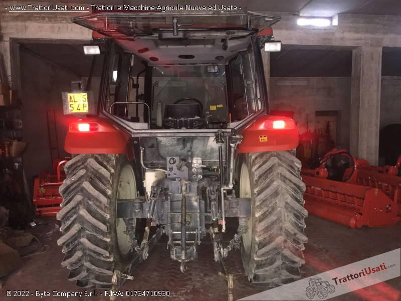 Trattore new holland - tl90 4