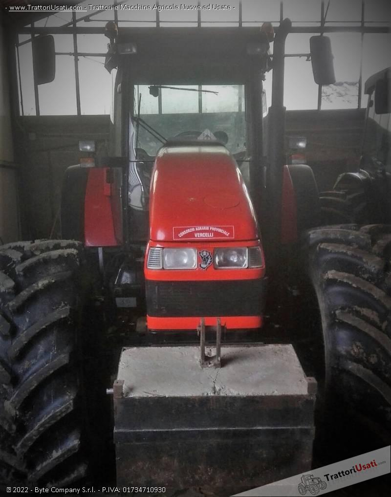 Trattore same - silver 130 dt 1