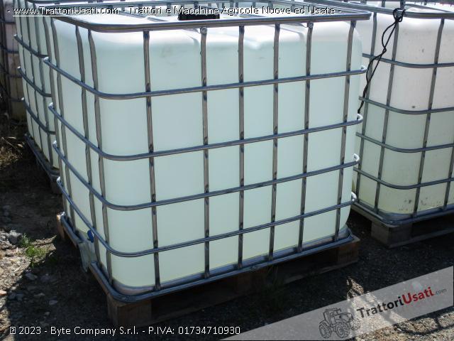 Botte  - cubo 1000 litri per liquidi 4
