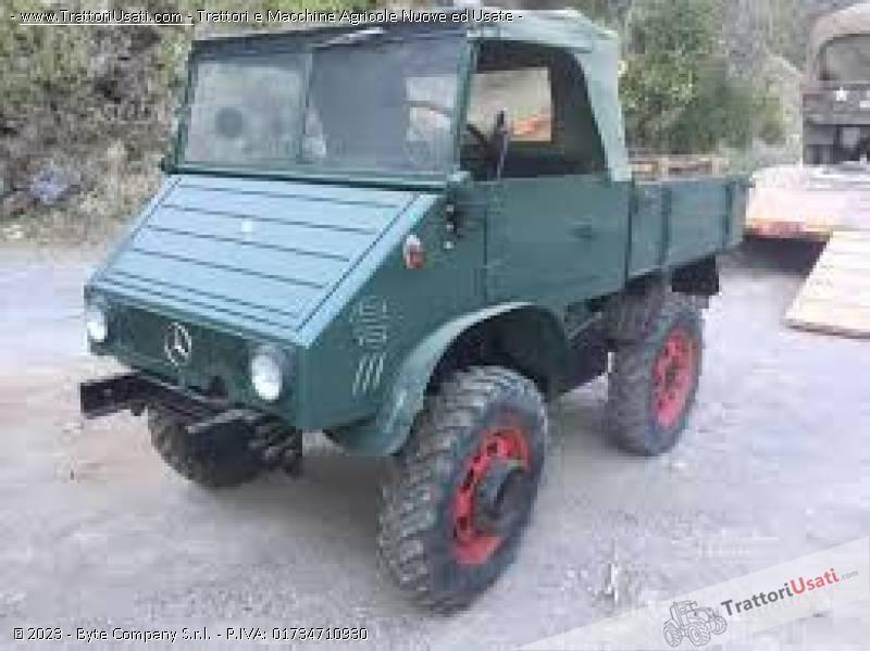 Unimog mercedes - 411 0
