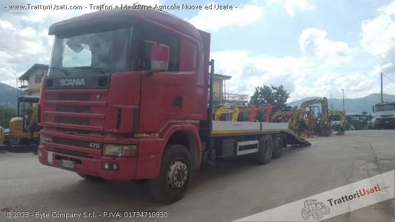 Scania  - r124-470 1
