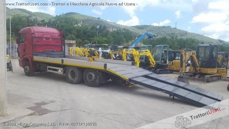 Scania  - r124-470 2