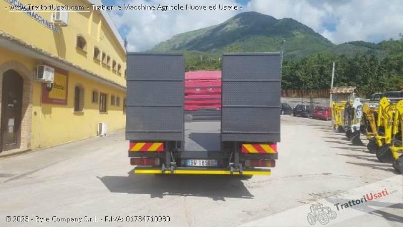 Scania  - r124-470 4