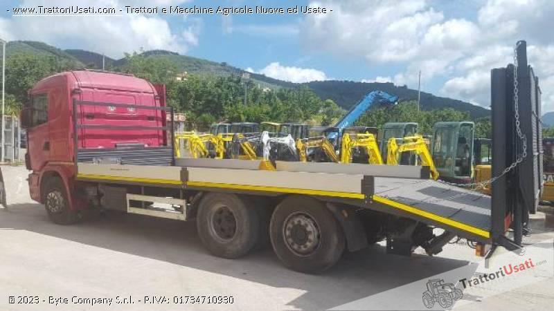 Scania  - r124-470 5