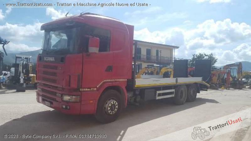 Scania  - r124-470 6