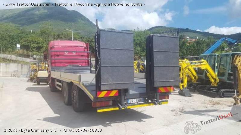 Scania  - r124-470 7