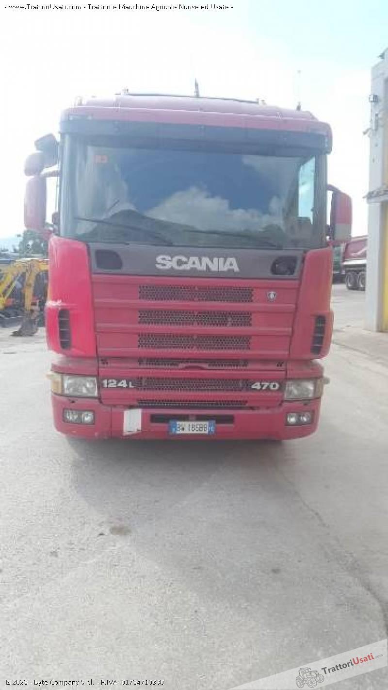 Scania  - r124-470 8