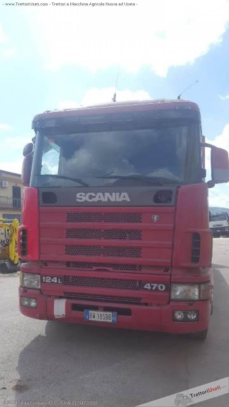Scania  - r124-470 9