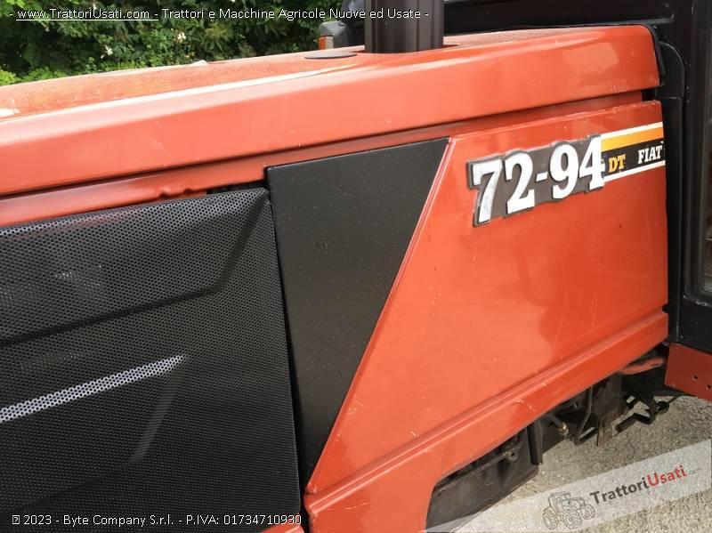 Trattore fiat - 72-94 2