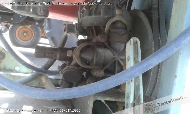 Atomizzatore  - portato lt 300 friuli 2