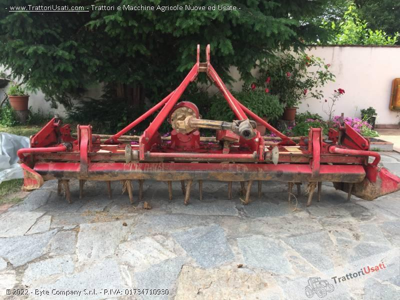 Erpice  - rotante lely 2,5 mt 0