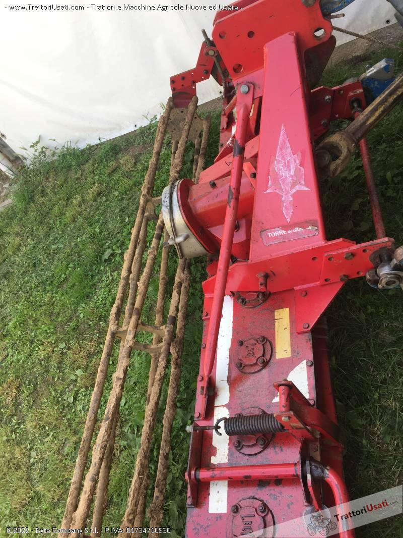 Erpice  - rotante lely 2,5 mt 2
