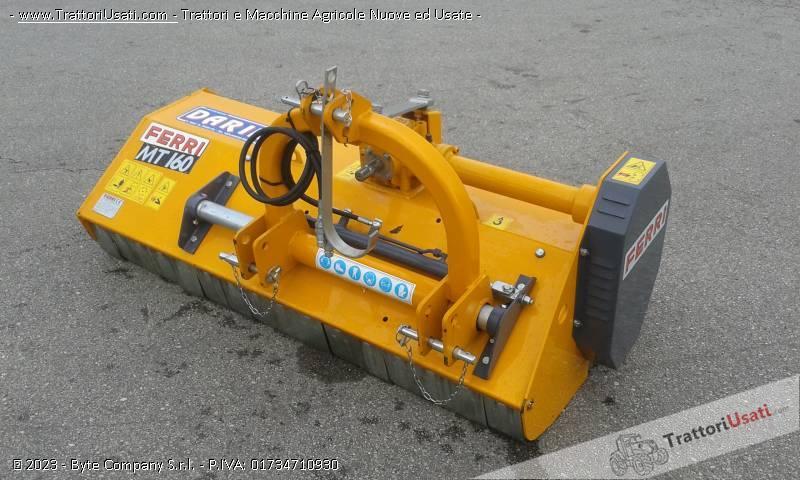 Trincia  - ferri mt 160 a martelli 1