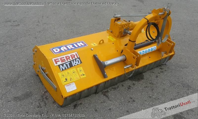 Trincia  - ferri mt 160 a martelli 3