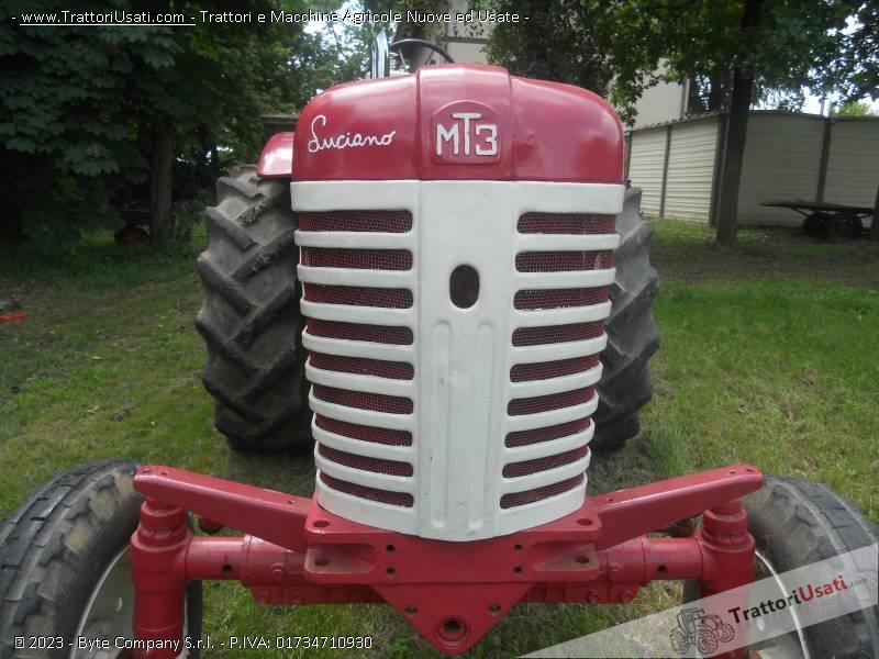 Trattore d'epoca belarus - mt3 0