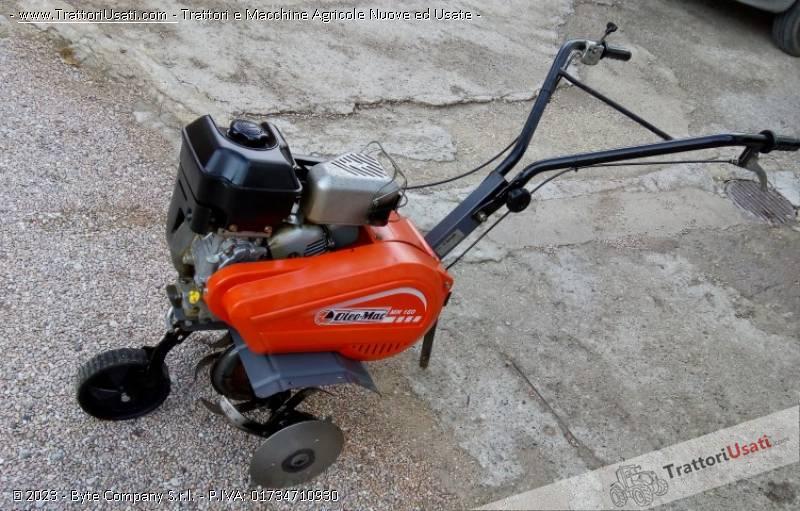 Motozappa  - mh 160 olemac 4