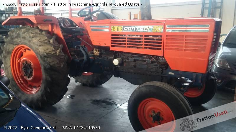 Trattore same - panther 90 0