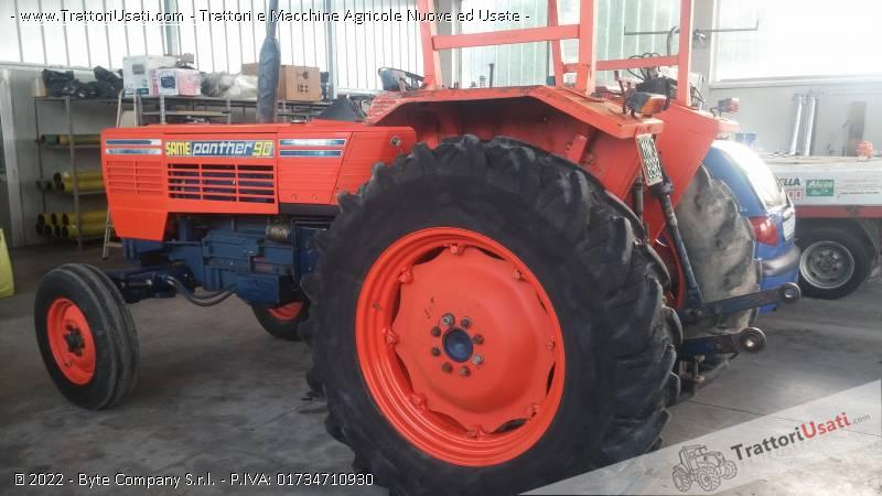 Trattore same - panther 90 2