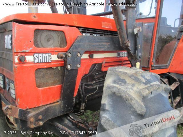 Trattore same - laser 130 3