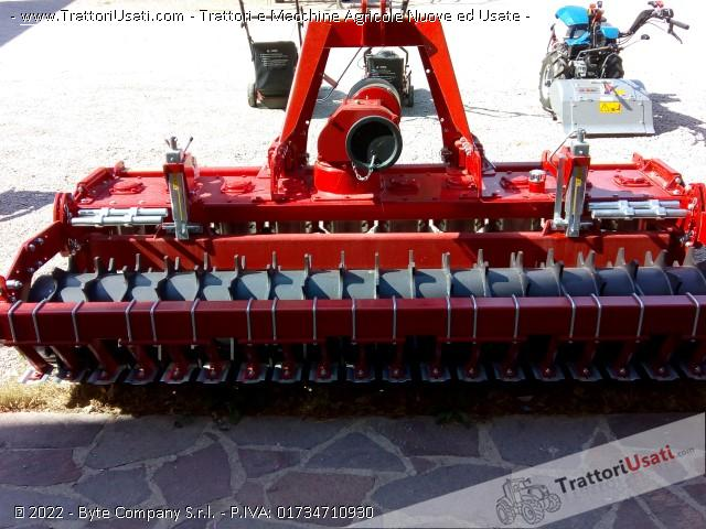 Erpice rotante  - mek farmer 120 breviglieri 1