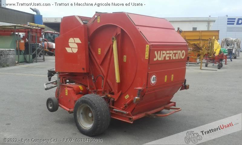 Rotopressa  - sp 1500s supertino 0