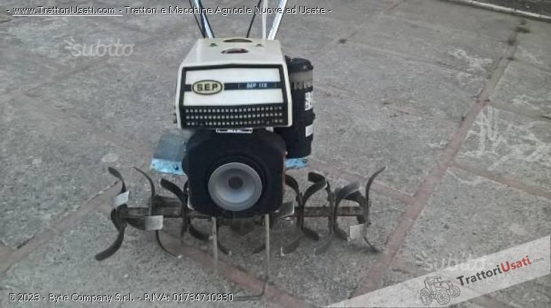Motozappa sep - 115 1