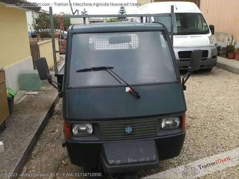 Transporter  - tm 703 piaggio 1