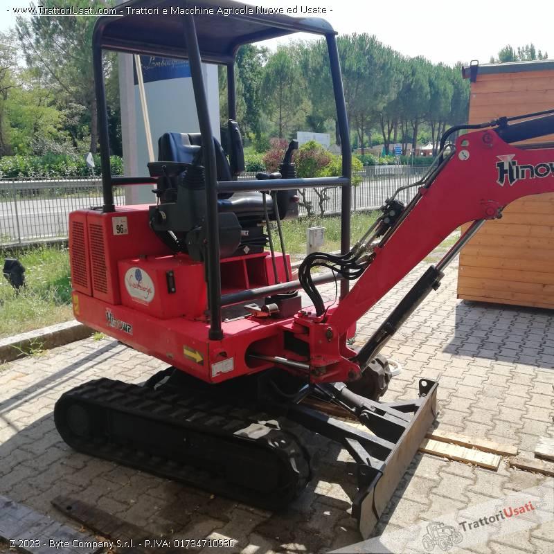 Escavatore  - dm15sa hynowa 2