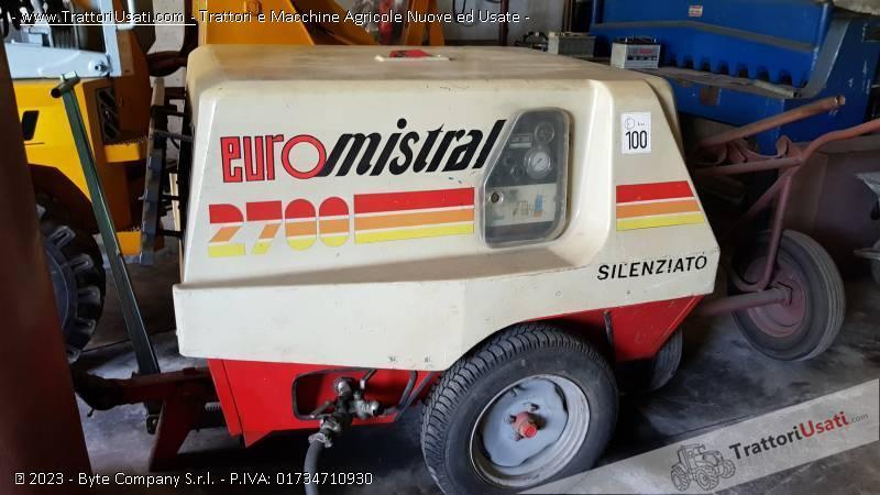 Compressore  - mistral 2700lt silenziato 0