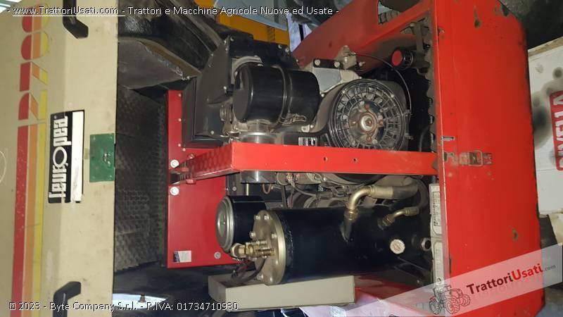 Compressore  - mistral 2700lt silenziato 1