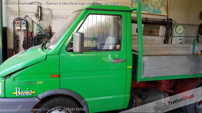 Camion fiat - daily 1