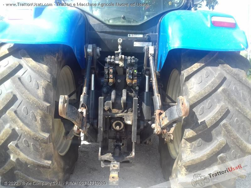 Trattore new holland - t7030 3
