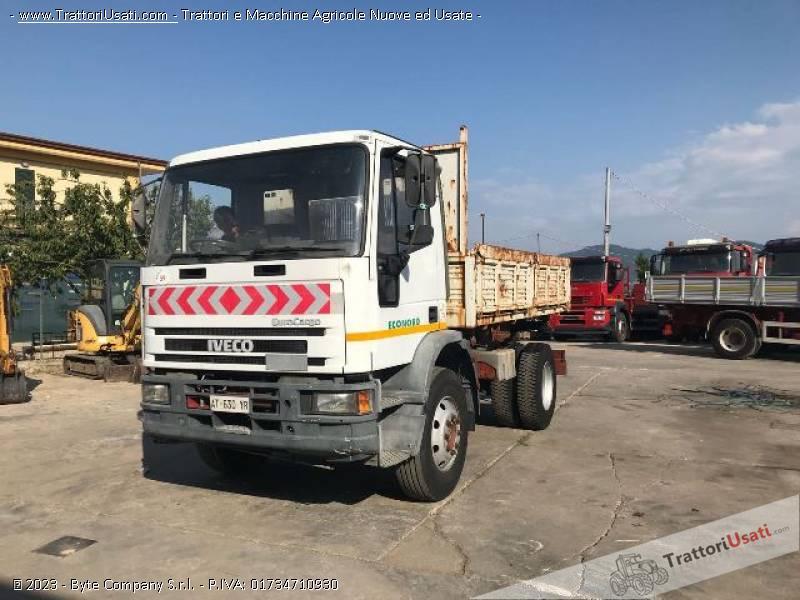Autocarro  - iveco eurocargo 150e18k 2